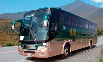 Coach tours to Colca Valley