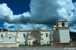 Valle del Colca - Iglesia Inmaculada Concepci�n - Yanque