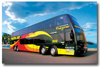 Reservas de Tickets de Bus