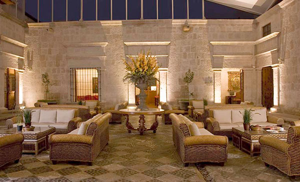 Hoteles en arequipa tarifas y reservas for Hotel casa andina private collection cusco