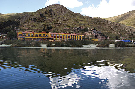 Hotels in Puno City