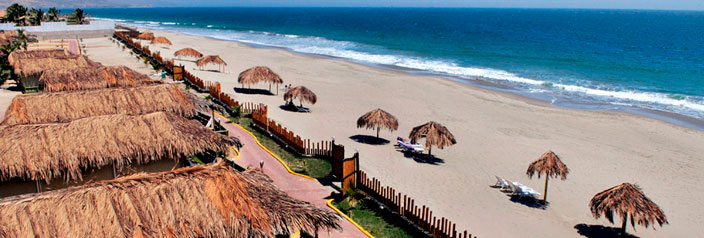Beachfront Hotels in Northern Beaches of Peru