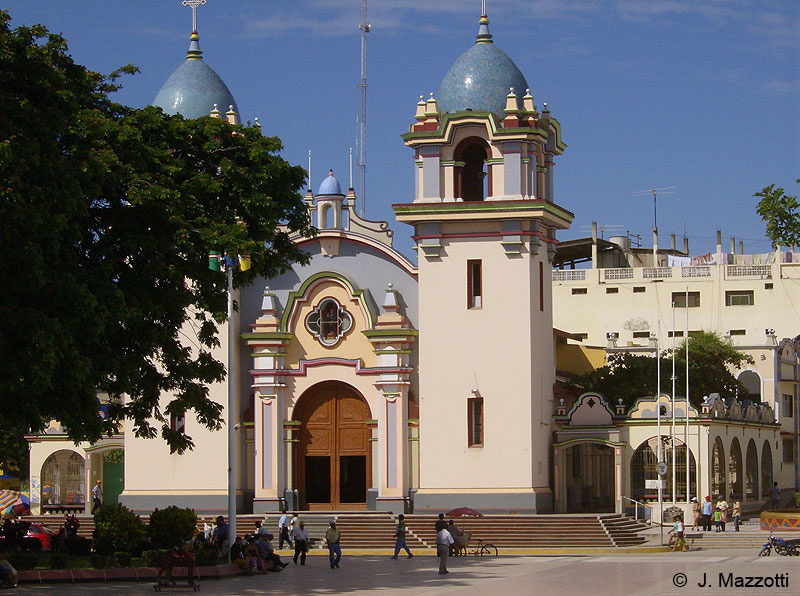 Cathedral of Tumbes