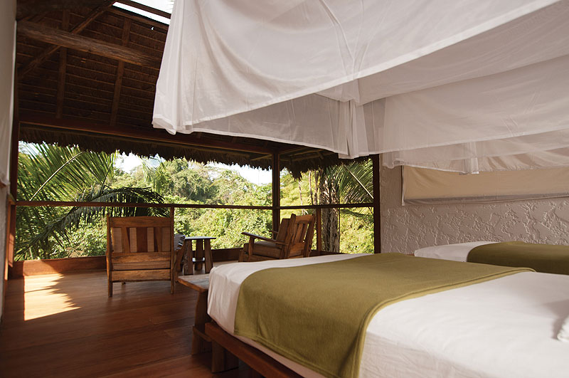Amazon Jungle Lodge in Tambopata