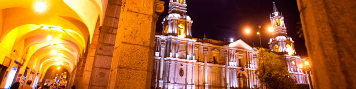 Arequipa the White City