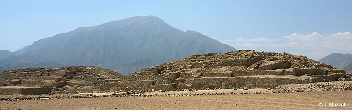 Archaeological places in Lima