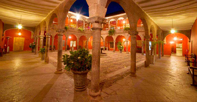 Hotels in Cusco City