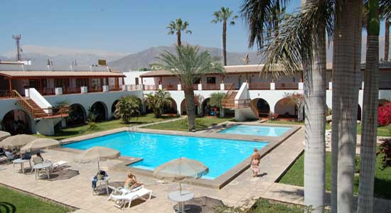 Book Hotels in Nazca