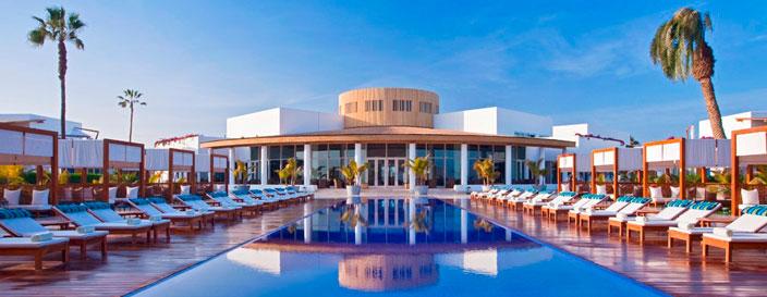 Hoteles en paracas tarifas y reservas for Listado hoteles 5 estrellas madrid