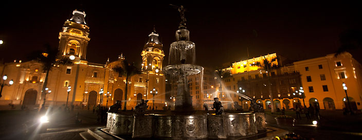 Historical Centre of Lima