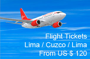 Cheap Flight Tickets to Cuzco