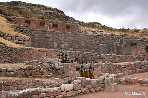 Archaeological Places of Cuzco