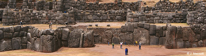 Archaeological Places in Cuzco