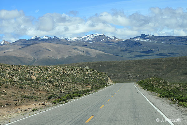 Road to Colca Valley