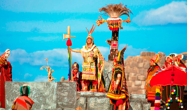 Art and Folklore in Cuzco