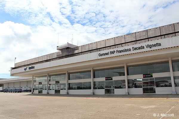 International Airport Coronel FAP Francisco Secada