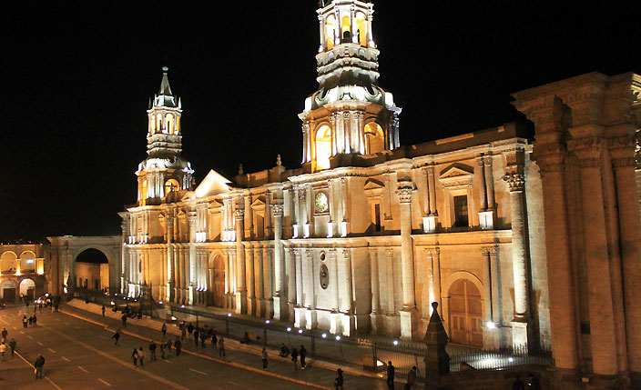 Historical Centre of Arequipa - Travel to Arequipa