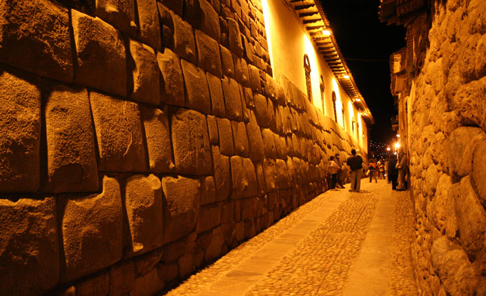 Historical Centre of Cusco - Travel to Cusco