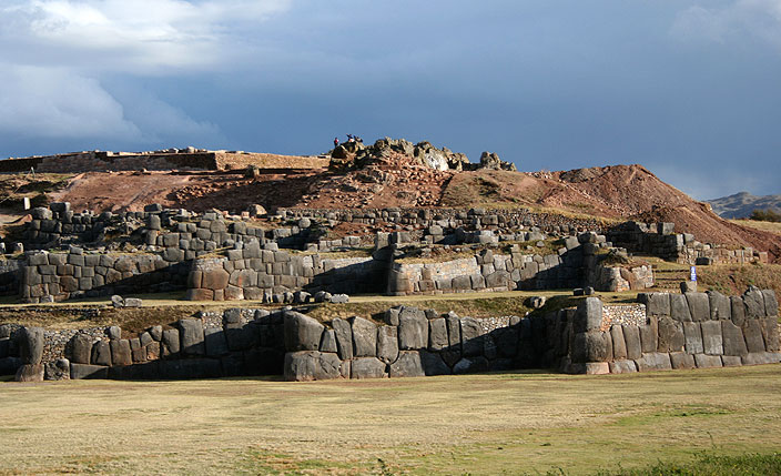 Sacsayhuaman - Travel to Cusco